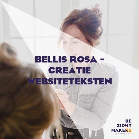 Afgerond project - Bellis Rosa